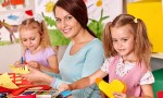 AU Pair with two girls